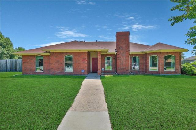 5330 Spring Creek Drive, Sachse, TX 75048 (MLS #14118105) :: Kimberly Davis & Associates