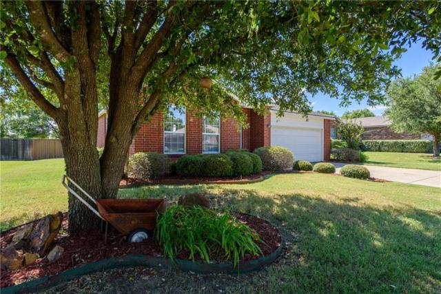 8108 Swan Park Drive, Denton, TX 76210 (MLS #14118117) :: RE/MAX Town & Country