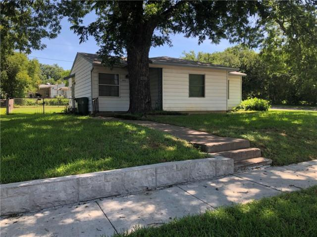 1623 Kent Drive, Arlington, TX 76010 (MLS #14118120) :: The Hornburg Real Estate Group