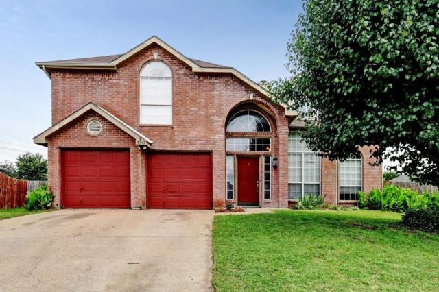 320 Cresthaven Drive, Rockwall, TX 75032 (MLS #14118129) :: The Heyl Group at Keller Williams