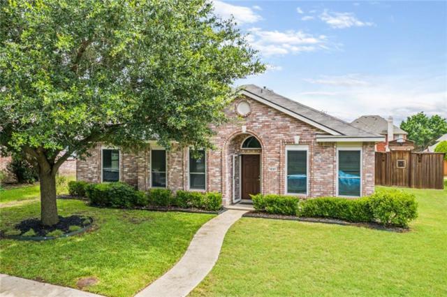 1537 Home Park Drive, Allen, TX 75002 (MLS #14118133) :: Roberts Real Estate Group