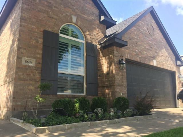 8609 Irwin Court, Mckinney, TX 75072 (MLS #14118152) :: RE/MAX Town & Country