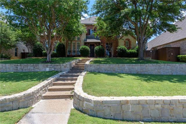 905 Sir Constantine Drive, Lewisville, TX 75056 (MLS #14118174) :: The Heyl Group at Keller Williams