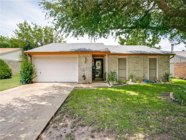 5313 Marsh Drive, The Colony, TX 75056 (MLS #14118180) :: The Sarah Padgett Team