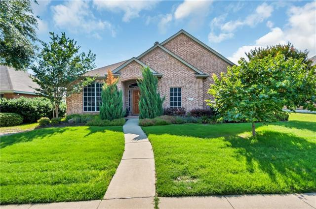753 Big Bend Drive, Allen, TX 75002 (MLS #14118186) :: The Rhodes Team