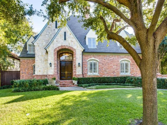 6730 Norway Road, Dallas, TX 75230 (MLS #14118193) :: The Heyl Group at Keller Williams
