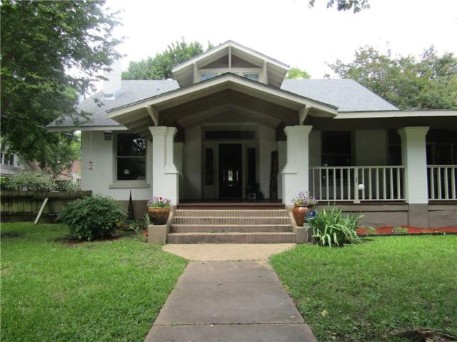 622 W 7th Street, Bonham, TX 75418 (MLS #14118210) :: All Cities Realty