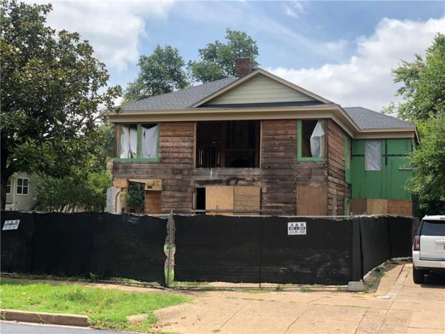 4052 Hawthorne Avenue, Dallas, TX 75219 (MLS #14118225) :: The Hornburg Real Estate Group