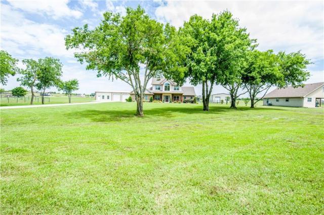 1848 Rough Creek Road, Waxahachie, TX 75167 (MLS #14118247) :: All Cities Realty