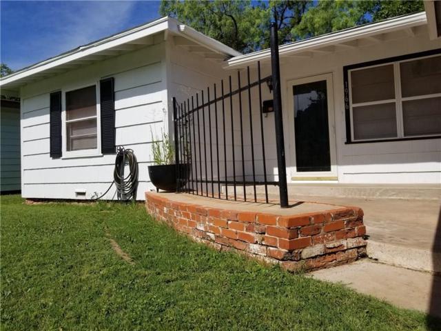 1966 Woodard Street, Abilene, TX 79605 (MLS #14118270) :: The Good Home Team