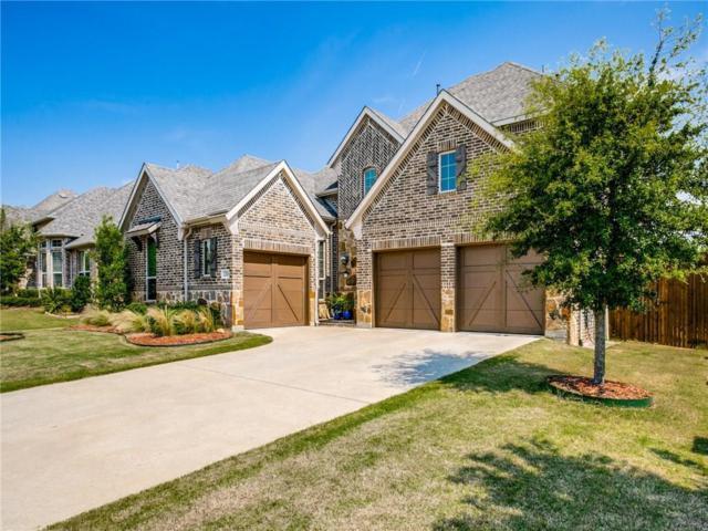 2204 Waterstone Trail, Flower Mound, TX 75028 (MLS #14118323) :: Kimberly Davis & Associates