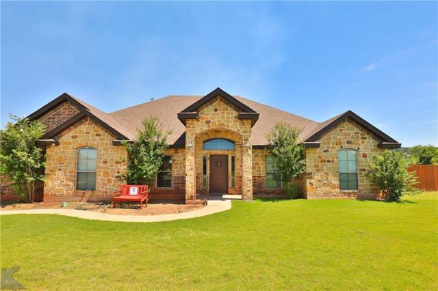 126 Coates Avenue, Tuscola, TX 79562 (MLS #14118335) :: The Good Home Team