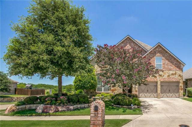6412 Canyon Crest Drive, Mckinney, TX 75071 (MLS #14118341) :: The Heyl Group at Keller Williams