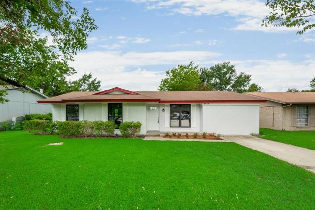4815 Navajo Trail, Balch Springs, TX 75180 (MLS #14118348) :: Lynn Wilson with Keller Williams DFW/Southlake