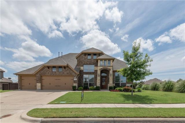 1003 Newington Circle, Forney, TX 75126 (MLS #14118360) :: Baldree Home Team