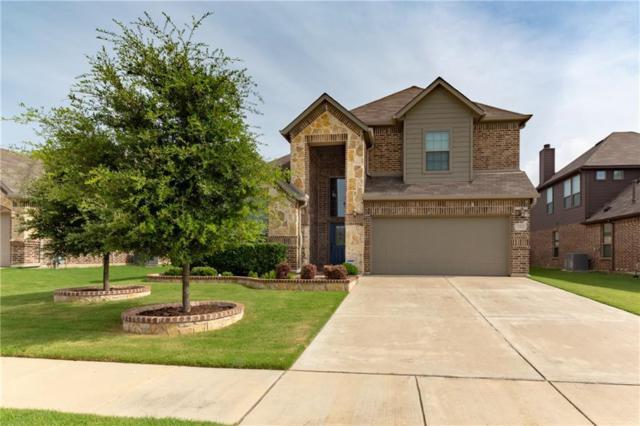 720 Shadow River Drive, Saginaw, TX 76179 (MLS #14118382) :: The Sarah Padgett Team