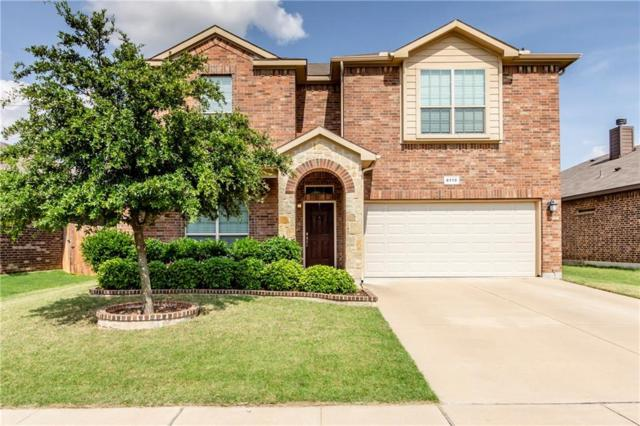 8112 Misty Water Drive, Fort Worth, TX 76131 (MLS #14118412) :: RE/MAX Town & Country