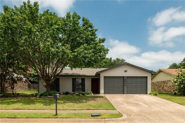508 Meadow Street, Saginaw, TX 76179 (MLS #14118418) :: RE/MAX Town & Country