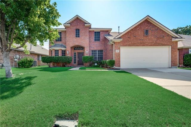 9207 Maple Canyon Drive, Arlington, TX 76002 (MLS #14118487) :: RE/MAX Town & Country