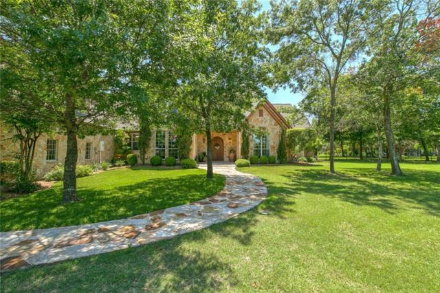 1421 Oaklawn Lane, Aledo, TX 76008 (MLS #14118523) :: Kimberly Davis & Associates