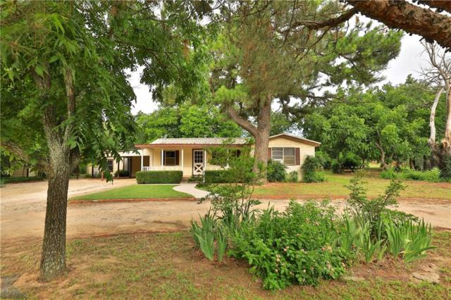 2567 County Road 255, Clyde, TX 79510 (MLS #14118592) :: The Heyl Group at Keller Williams