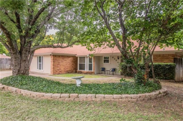 633 Holly Drive, Burleson, TX 76028 (MLS #14118598) :: The Sarah Padgett Team