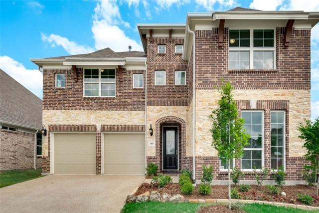 604 River Rock Way, Allen, TX 75002 (MLS #14118604) :: The Rhodes Team