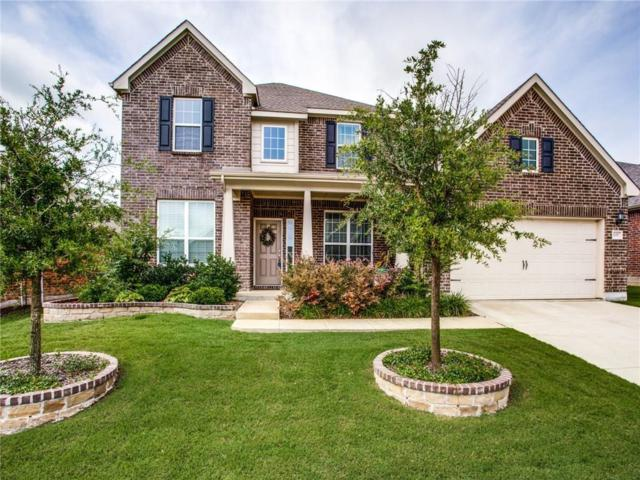 1157 Berrydale Drive, Northlake, TX 76226 (MLS #14118639) :: The Heyl Group at Keller Williams