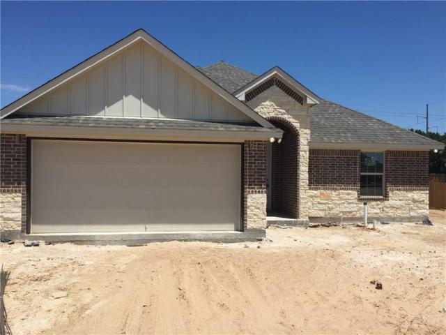 201 Meandering Court, Granbury, TX 76049 (MLS #14118648) :: Kimberly Davis & Associates