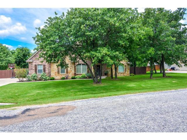 1075 Walking Horse Drive, Stephenville, TX 76401 (MLS #14118652) :: RE/MAX Town & Country