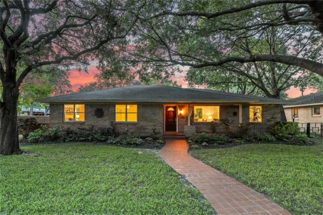 10411 Sinclair Avenue, Dallas, TX 75218 (MLS #14118718) :: Robbins Real Estate Group