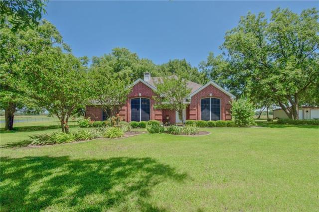 2480 Bucksnort Road, Van Alstyne, TX 75495 (MLS #14118750) :: The Good Home Team