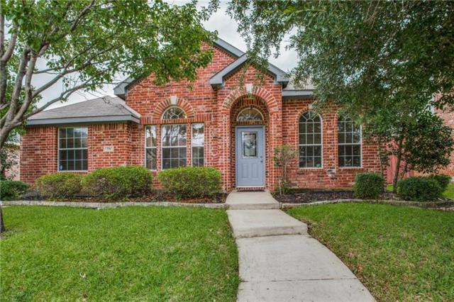 1706 Bur Oak Drive, Allen, TX 75002 (MLS #14118798) :: The Rhodes Team