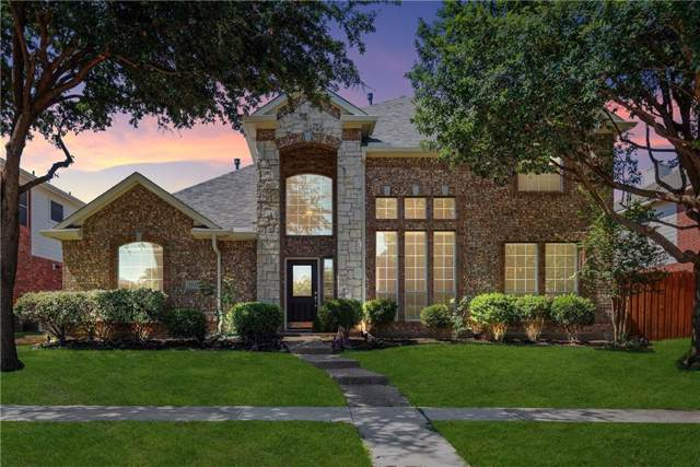 5533 Big River Drive, The Colony, TX 75056 (MLS #14118804) :: Camacho Homes