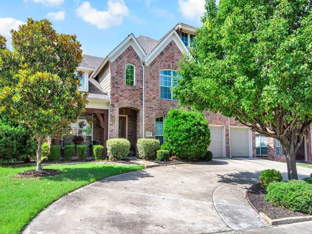 5620 Saint Thomas Drive, Plano, TX 75094 (MLS #14118834) :: Vibrant Real Estate