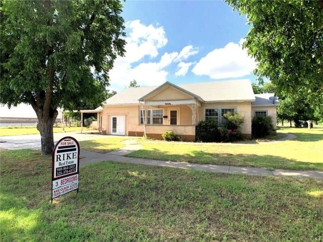 400 N 3rd Street, Haskell, TX 79521 (MLS #14118889) :: RE/MAX Town & Country