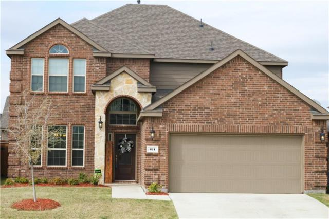 821 Lake Sierra Way, Little Elm, TX 75068 (MLS #14118904) :: The Heyl Group at Keller Williams