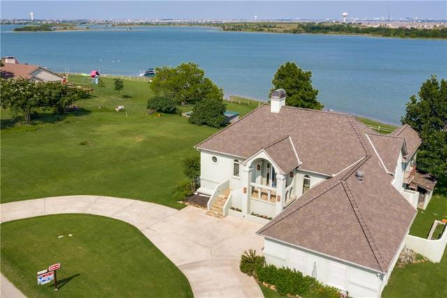 10567 Buccaneer Point, Frisco, TX 75036 (MLS #14118927) :: Van Poole Properties Group