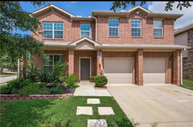 3908 Cliffside Drive, Denton, TX 76208 (MLS #14118965) :: The Chad Smith Team