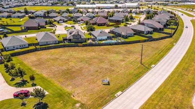 1250 John Jones Drive, Burleson, TX 76028 (MLS #14118995) :: The Tierny Jordan Network