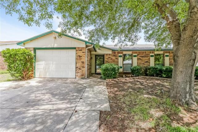 7809 Evening Star Drive, Fort Worth, TX 76133 (MLS #14119026) :: The Chad Smith Team