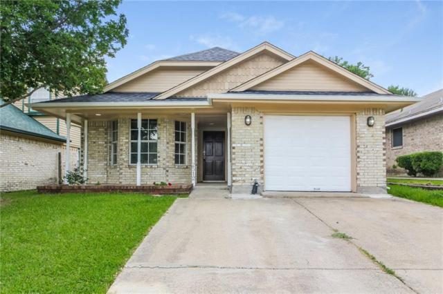 2512 Montclair Lane, Mesquite, TX 75150 (MLS #14119028) :: Tanika Donnell Realty Group