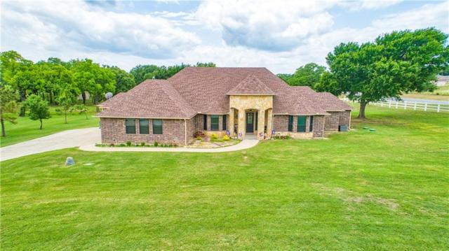 100 Foxpointe Circle, Weatherford, TX 76087 (MLS #14119043) :: RE/MAX Town & Country