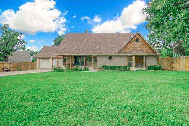 1218 Vera Lane, Kennedale, TX 76060 (MLS #14119068) :: The Hornburg Real Estate Group