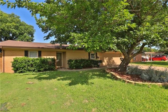 1634 S Willis Street, Abilene, TX 79605 (MLS #14119070) :: The Good Home Team