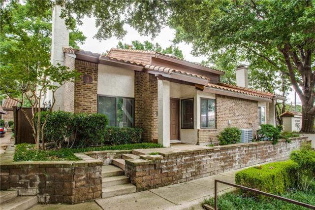 14151 Montfort Drive #200, Dallas, TX 75254 (MLS #14119075) :: The Heyl Group at Keller Williams