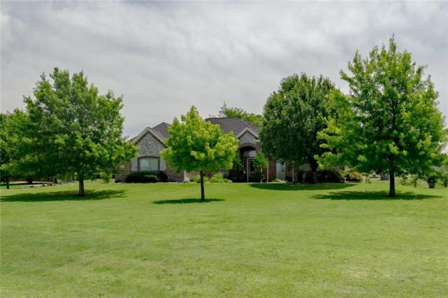 128 Buckingham Court, Weatherford, TX 76088 (MLS #14119080) :: RE/MAX Town & Country