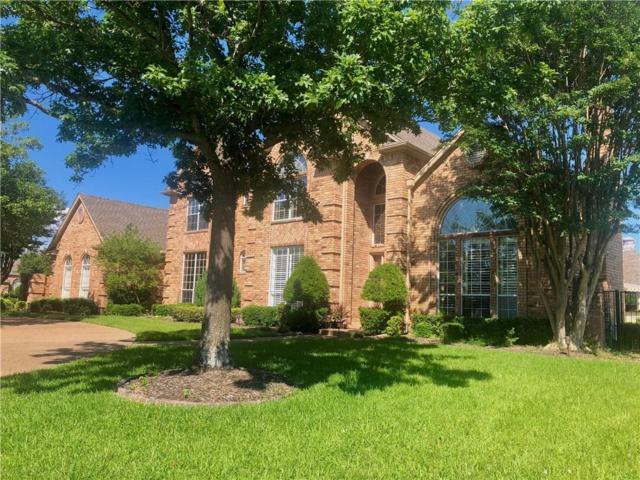 1305 Moraine Place, Heath, TX 75032 (MLS #14119081) :: The Heyl Group at Keller Williams