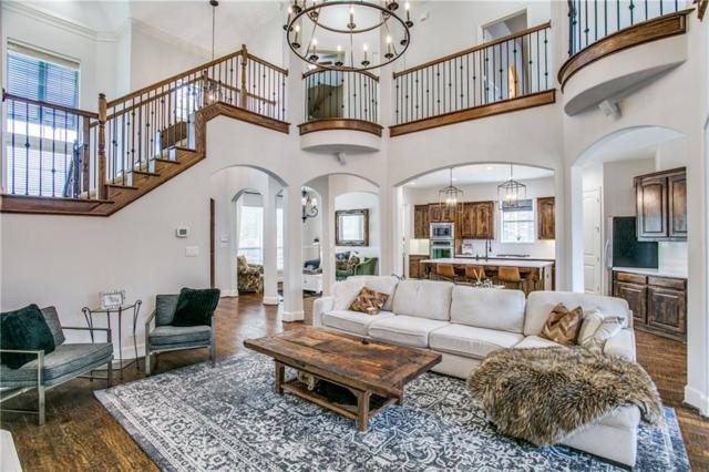 7267 Old Province Way, Frisco, TX 75036 (MLS #14119082) :: The Heyl Group at Keller Williams