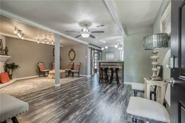 321 W Grubb Drive, Mesquite, TX 75149 (MLS #14119113) :: Hargrove Realty Group